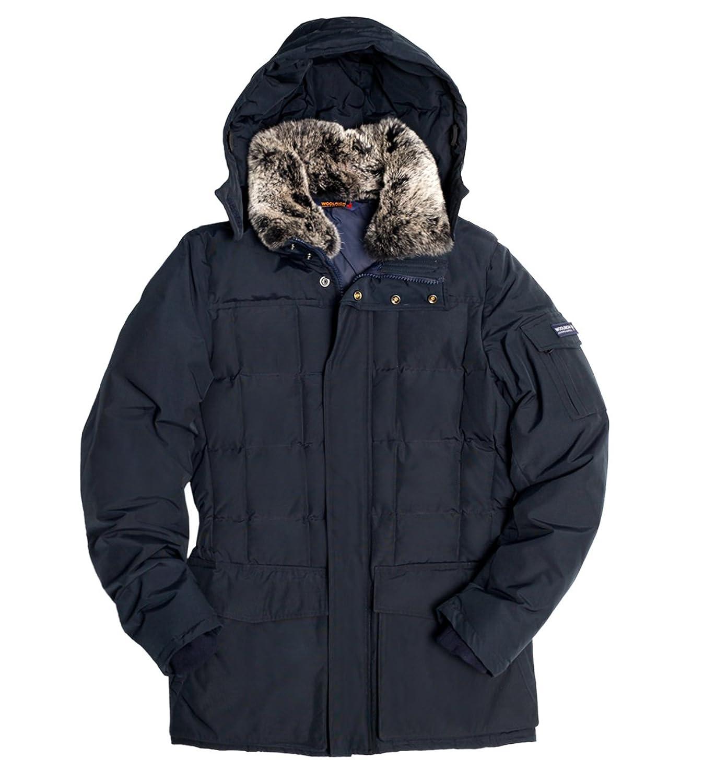 Woolrich – Herren Winterjacke (Blizzard) mit Fell-Besatz jetzt bestellen