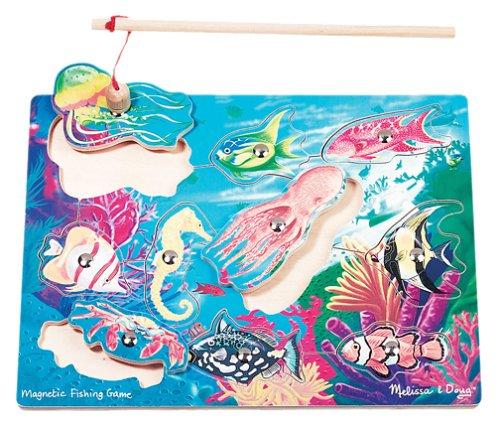 Cheap Melissa & Doug Magnetic Fishing Game (B00000JBL7)