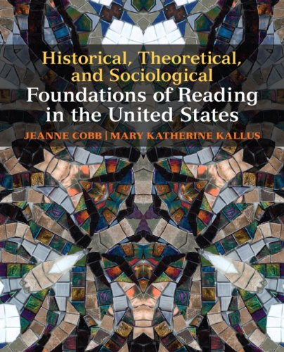 Historical, Theoretical, and Sociological Foundations of...