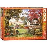 EuroGraphics Old Pumpkin Farm Jigsaw Puz...