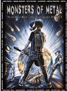 Various Artists -Monsters Of Metal Vol. 8 (2xdvd + Bluray) [2012] [NTSC]