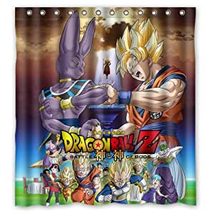 Dragon ball z christmas gift design of for Dragon ball z bathroom