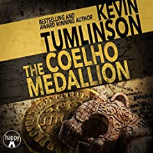 The Coelho Medallion Audiobook by Kevin Tumlinson Narrated by Richard Richard Rieman