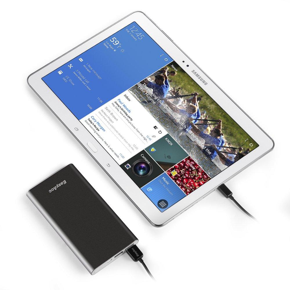 Epctek mah usb power bank batterie externe portable - Darty batterie externe ...