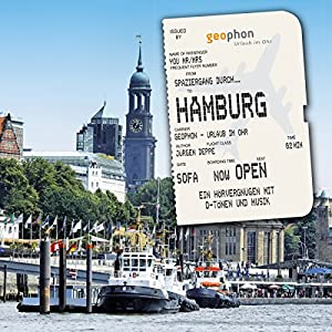 Spaziergang durch Hamburg Hörbuch
