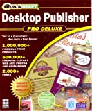 QuickStart Desktop Publisher Pro Deluxe ~ Windows XP & Mac OS X
