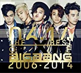 THE BEST OF BIGBANG 2006-2014 (CD3枚組)