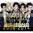 THE BEST OF BIGBANG 2006-2014 (CD3���g)