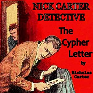 The Cypher Letter Audiobook