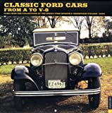 Classic Ford Cars Calendar (0789307200) by RIZZOLI
