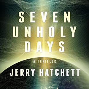 Seven Unholy Days Audiobook