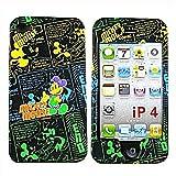 【iPhone4S 対応】日本未発売  iPhone4 USAディズニー オフィシャル ハードケース ミッキーマウス カラフル