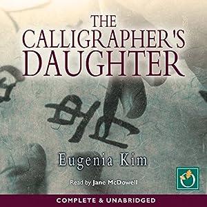 The Calligrapher's Daughter Audiobook