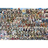 1000ピース ジグソーパズル 艦隊これくしょん-艦これ- 観艦式(50x75cm)