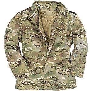 Mil-Tec Hommes Classique US M65 Jacket Multitarn