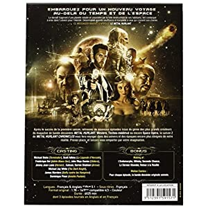 Metal Hurlant Chronicles - L'intégrale de la Saison 2 [Blu-ray]