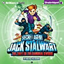 The Theft of the Samurai Sword: Japan: Secret Agent Jack Stalwart, Book 11 (       UNABRIDGED) by Elizabeth Singer Hunt Narrated by MacLeod Andrews
