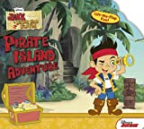Jake and the Never Land Pirates: Pirate Island Adventure (Sneak-A-Peek)