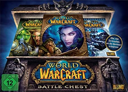World of WarCraft - Battlechest 3.0 (2 DVD-ROM)