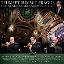 Trumpet Summit Prague: Mendoza Arrangements Live