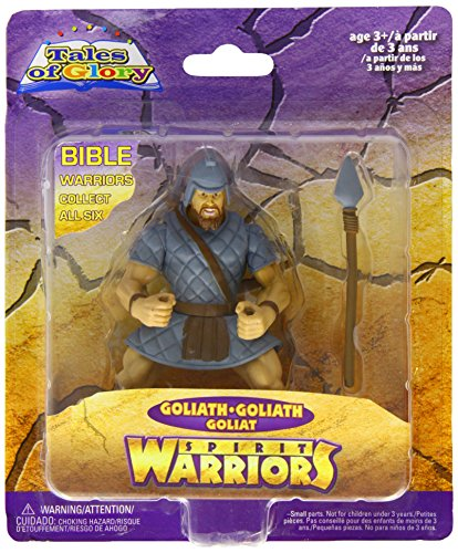 Tales of Glory Spirit Warrior Goliath Action Figurine