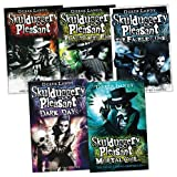 Skulduggery Pleasant Pack, 5 books, RRP £34.95 (Mortal Coil; Skulduggery Pleasant; Dark Days; Playing With Fire; Faceless Ones).
