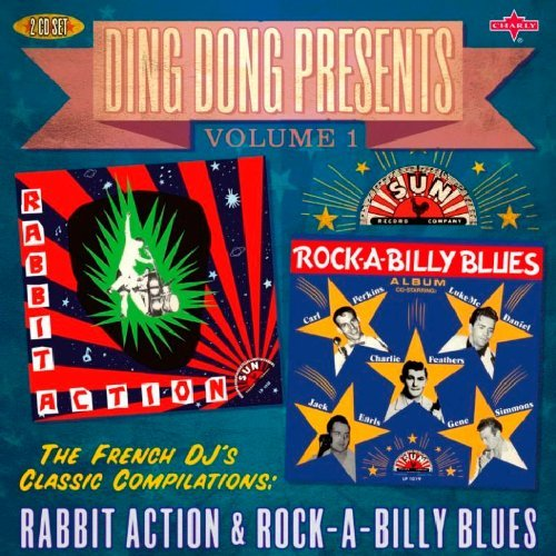 Ding Dong Presents Rabbit Action Rock Vol. 1 by Ding Dong Presents Rabbit Action Rock a Billy Blue (2010-06-01)
