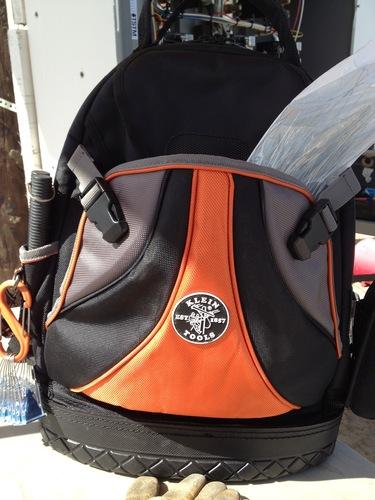 Klein Tools 55421-BP Tradesman Pro Organizer Backpack