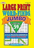 Large Print Word-Finds JUMBO Puzzle Book - Volume 59