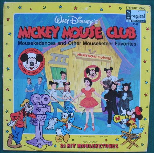 Walt Disney's Mickey Mouse Club - Mouseketeers