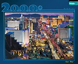 2000pc Jigsaw Puzzle: Vegas, Baby!