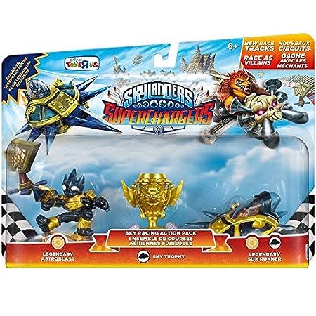Skylanders SuperChargers: Legendary Racing Sky Pack