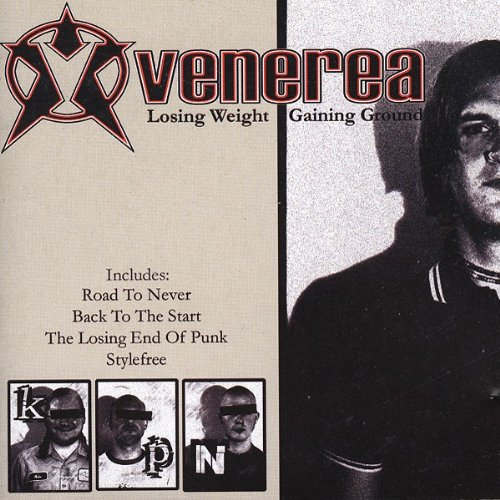 Venerea - Losing Weight Gaining Ground (2003) [FLAC] Download