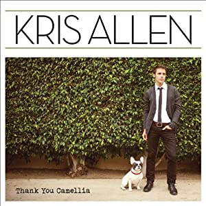 Kris Allen Thank You Camellia American Idol Season 8 Winner