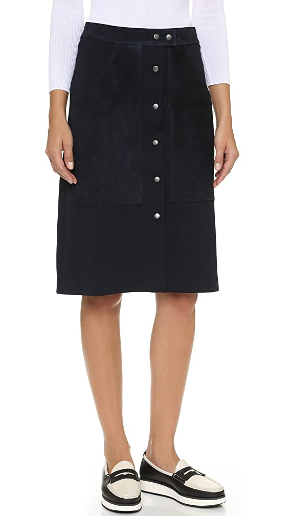 Theory Women's Fixture Slyn Skirt