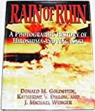 img - for Rain of Ruin: Photographic History of Hiroshima and Nagasaki book / textbook / text book