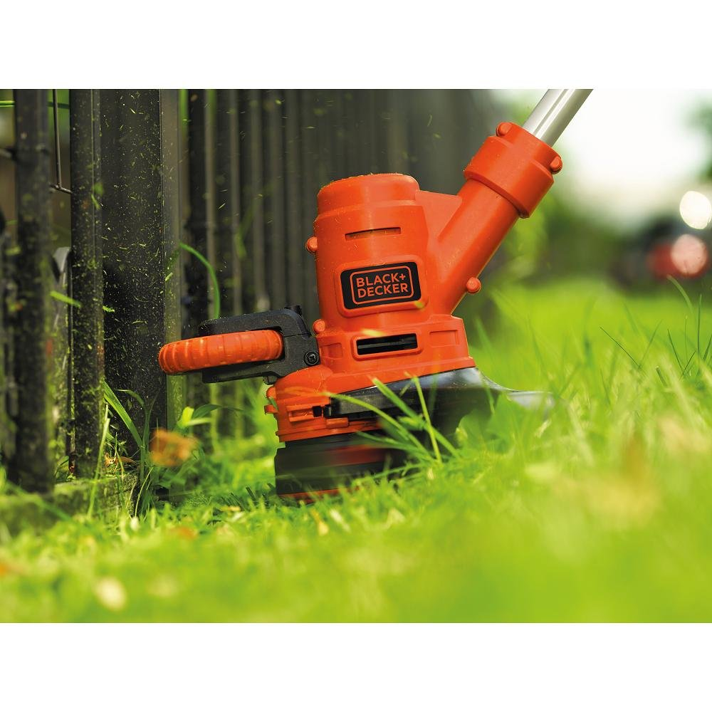 BLACK+DECKER GH900 6.5-Amp String Trimmer/Edger, 14-Inch