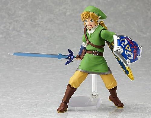 The Legend of Zelda: Skyward Sword Link Figma Action Figure