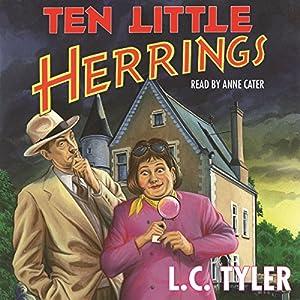 Ten Little Herrings Audiobook