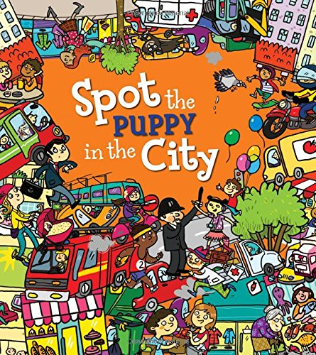Spot the Puppy in the City: 2