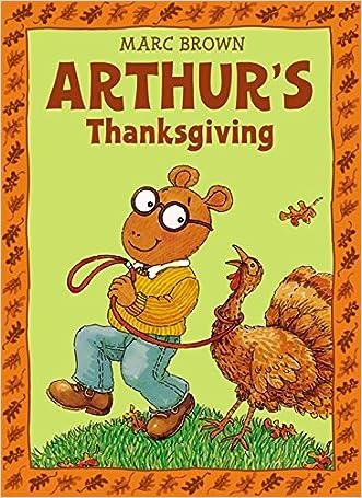 Arthur's Thanksgiving (Arthur Adventure Series)