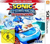 Sonic All-Stars Racing Transformed Limited Ed. (3DS)