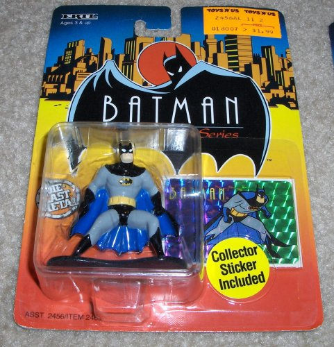 Buy Batman The Animated Series Die Cast Metal Batman