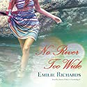 No River Too Wide: The Goddesses Anonymous, Book 3 (       UNABRIDGED) by Emilie Richards Narrated by Karen White