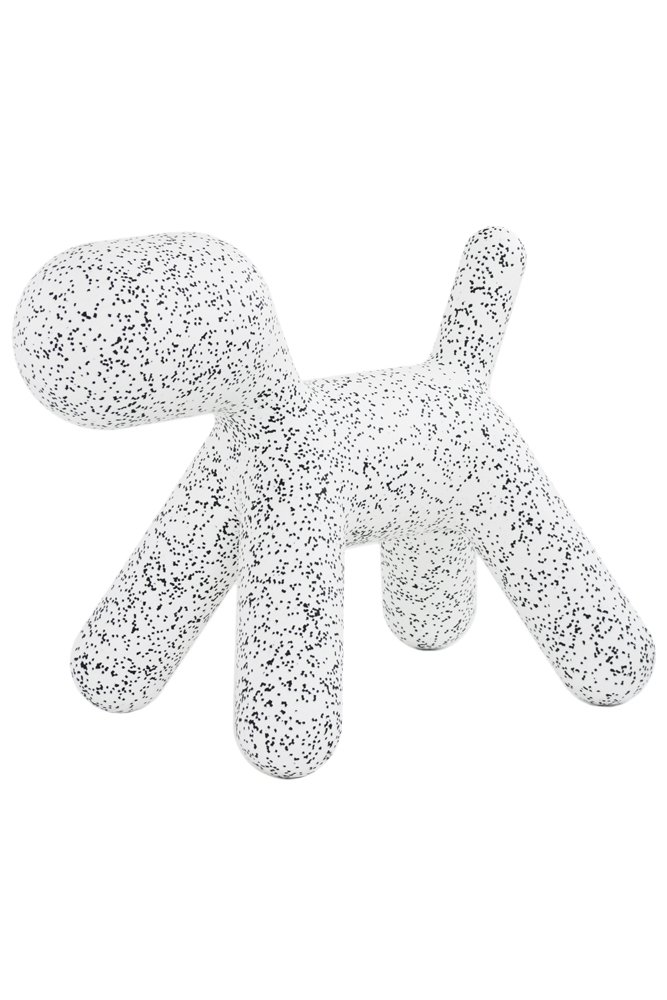 Magis Dalmatian Puppy Hund XL, schwarz weiß Größe 4 L x B x H: 102 x 61.5 x 81cm online bestellen
