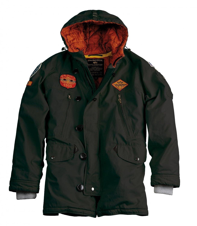 Alpha Industries Jacke Airborne Hood Parka jetzt kaufen