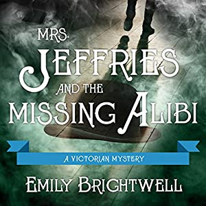 Mrs. Jeffries and the Missing Alibi Audiobook