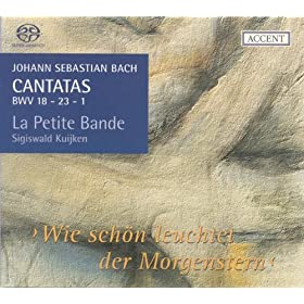 Bach, J.S.: Cantatas, Vol. 6 - Bwv 1, 18, 23