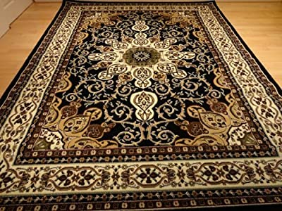 Oriental Traditional Isfahan Persian Area Rugs New City Collection