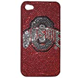 NCAA Ohio State Buckeyes Glitz 4G iPhone Faceplate